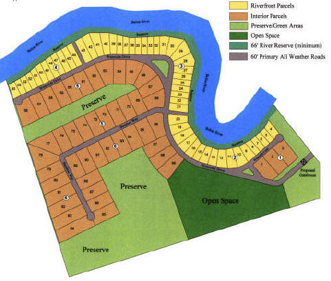 Belize Real Estate Master Development Plan
